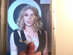 Elizabeth Olsen Cum Tribute