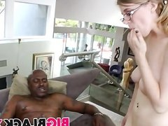 Penny Pax gets stretched by black dick