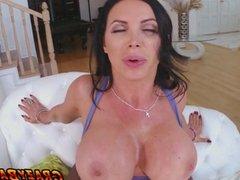 Sexy hot Nikki Benz loves big cock