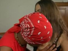 Bruette Teen Fucked in the Ass by a Black Dude MC169
