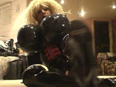 Roxina Rubber Boots Queen X