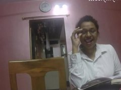 Horny Lily Indian Sex Teacher