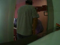 Flashing The hotel maid(1)