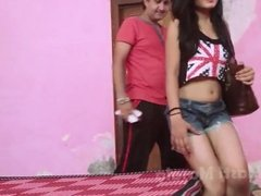 Desi Casting Couch Producer Seducing a Girl o