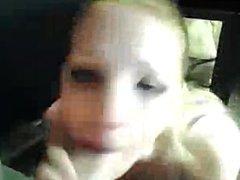 Amateur Hot Blonde Nice Blowjob POV