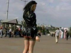 PVC DRESS -bymn
