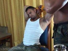 David Rome Bondage clip