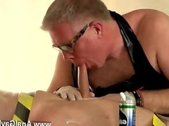 Bareback gay men videos Guilty Cum Thief