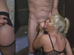 Hotties in heat loves big cocks