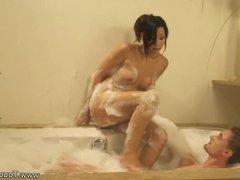 In The Bathtub Massage