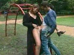 Outdoor Man Woman SuckFuck