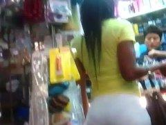 ASS AT THE HAIR STORE