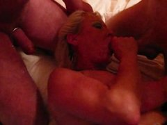 horny mature wife  can't get enough