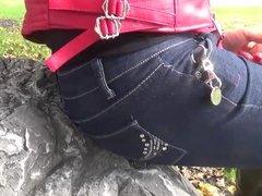 leather slut shemale
