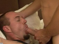 Raw blowjobs and anal barebacking twinks