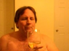 Tom Pearl Drinks His Piss (Redux)
