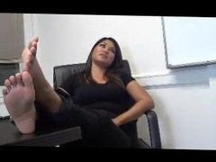 Smelly sexy asian soles