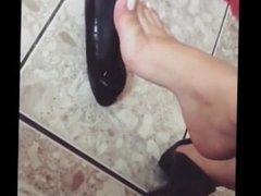BRAZILIAN SIZE 36 FOOT COMPILATION