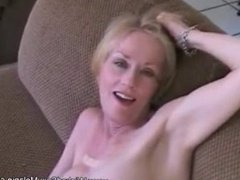 Step Mom From SEXDATEMILF.COM Drain My Balls