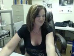 Playing in the office