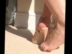 UK SIZE 5 FOOT COMPILATION 3