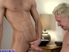 Young gay big dick hairless boy masturbation Jamie loves to get a real