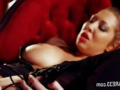 Extremely hot glamour banged and fucked by lover