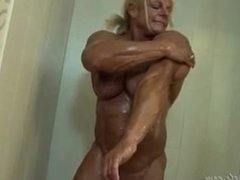 Fbb in the Shower