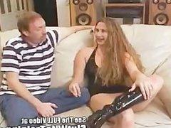 Brandi's Anniversary Slut Wife Training Creampie Video!