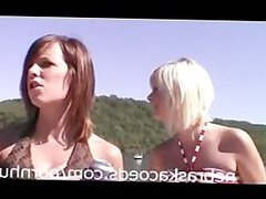Morning at Party Cove Labor Day Weekend Part 1