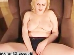 Momma has amazing orgasm with enormous part4