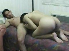 Thai amateurs home sex