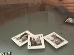 ivana playing card and fucking penis