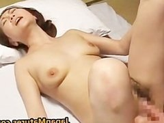 Hot Mom Mina Toujou Is Fucked Hard part6