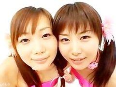 Double Japanese Bukkake