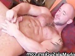 Extremely hot gay men fucking part1