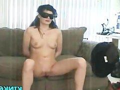 Girl for experimentation