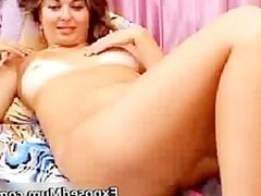MILF continues to play with her pussy part3