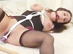 Bondage Masturbation 3 bdsm bondage slave femdom domination