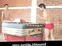 Free gay Latin gay teens Noe and David part1