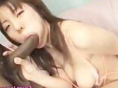 Mei Amazaki Asian doll gives a hot part3