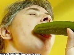 Moms hot cucumber
