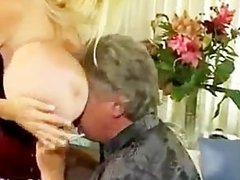 Huge tits babe gets big cock fucked and cum on breasts