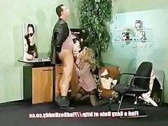 German Office Sex www.hdgermanporn.com