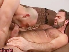 Married straight guy gets anus fingered part2