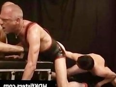 Extreme hardcore gay fisting part6