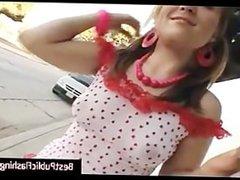 Chloe Summer - Asian Public Flashing Hollywood Hottie Part 2