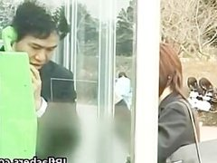 Free jav of Japanese flasher gets some part4