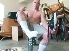 Secret Weight Lifting Fag free gay porn part1