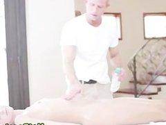 Highdef stunning babe oil massage fingering
